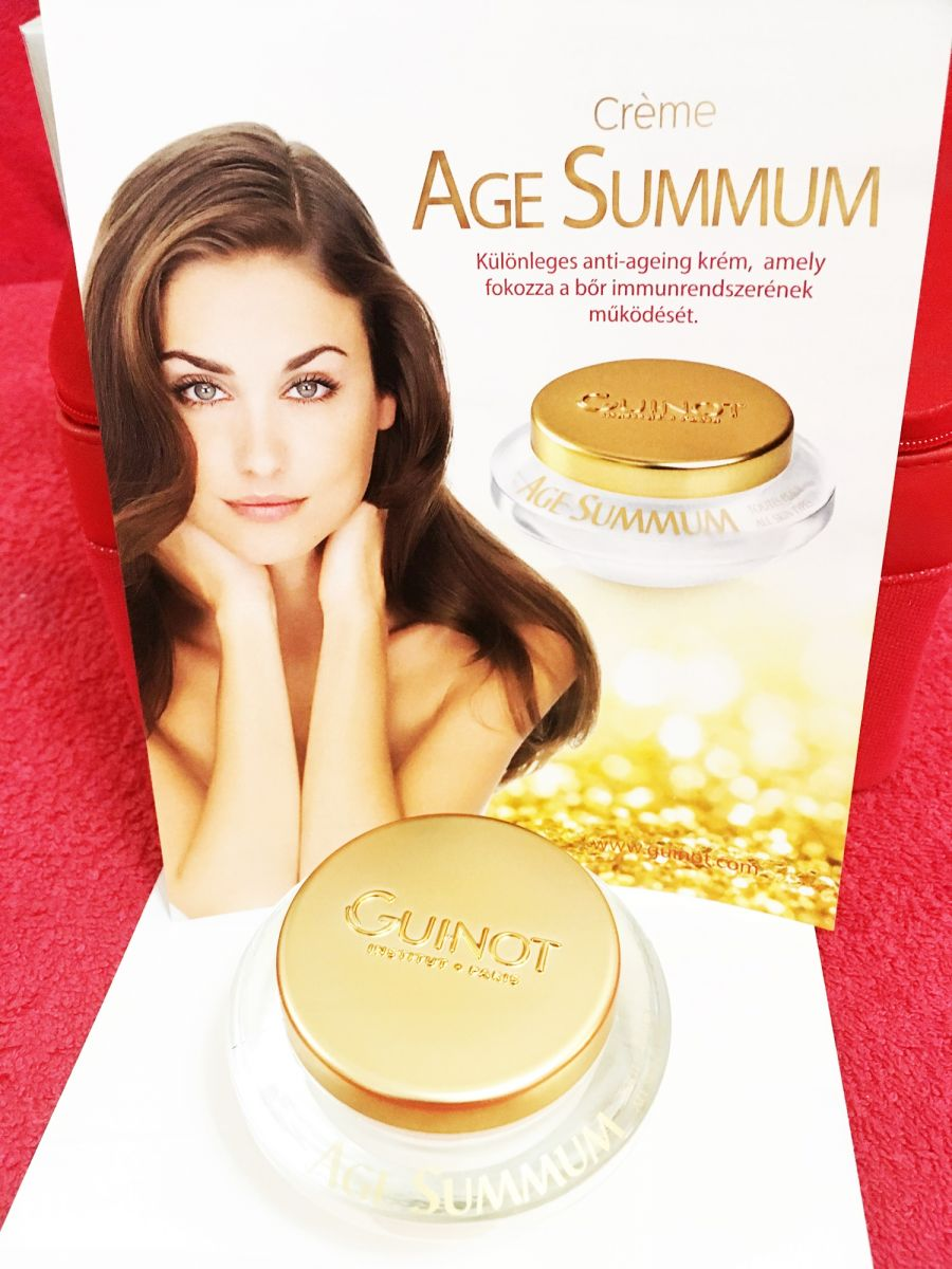 Guinot Age Summum anti-aging cream