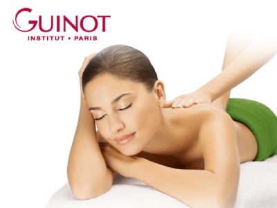 Guinot aromatic anti-stress body massage